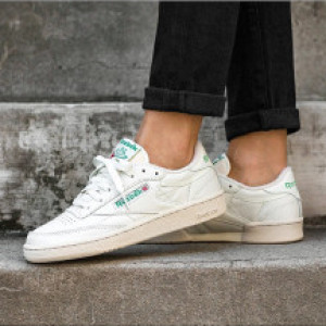 Reebok Club C 85 Chalk 1