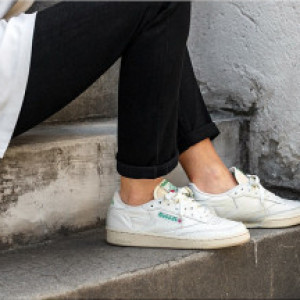 Reebok Club C 85 Chalk 2