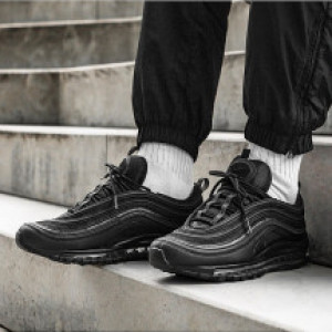 Nike Air Max 97 in schwarz BQ4567 001 in 2019
