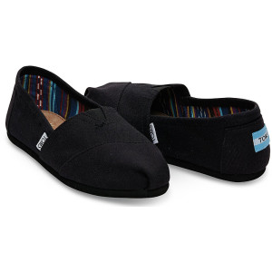 Toms On Canvas Classic 1
