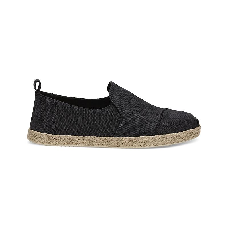 Toms Washed Canvas Deconstructed 10011621
