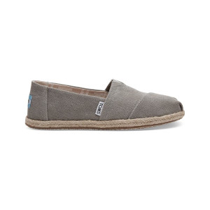 Toms Drizzle Washed Canvas Esparilles 0
