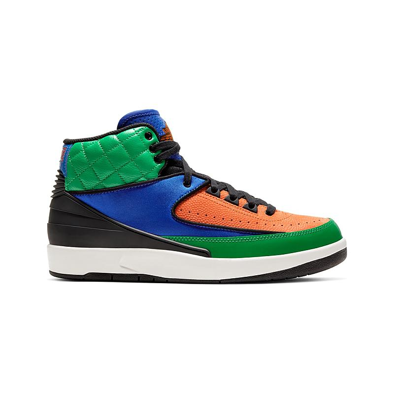 Jordan 2 Retro Color CT6244-600