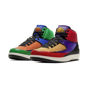 Jordan 2 Retro Color 1