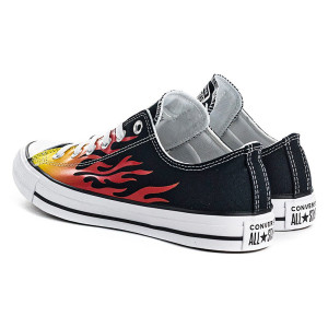 Converse Chuck Taylor All Star Archive Print Ox 2