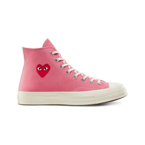 Converse Chuck Taylor All Star 70S Hi Comme DES Garcons Play Bright 0