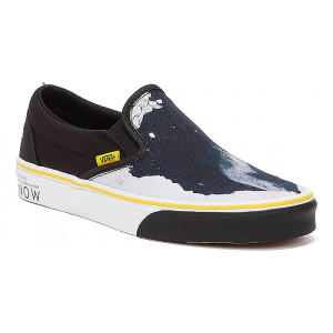 Vans X National Geographic Classic Slip On 1