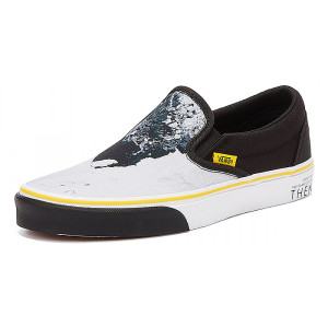 Vans X National Geographic Classic Slip On 2
