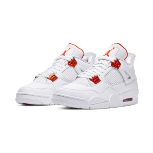 Jordan 4 Retro Metallic 1