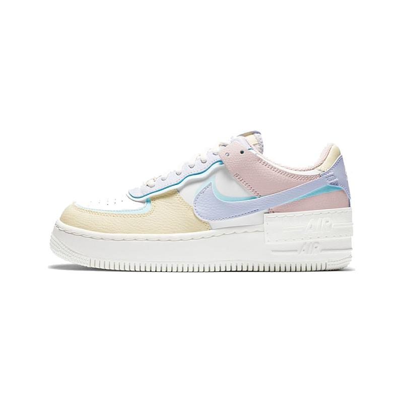 nike air force 1 pastello