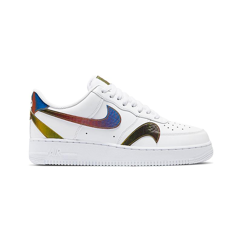 Nike Air Force 1 Misplaced Swooshes CK7214-101