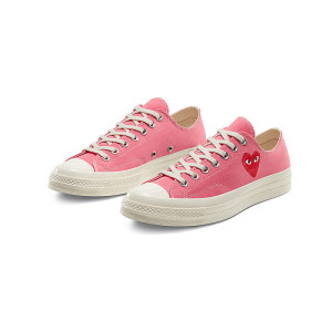 Converse Chuck Taylor All Star 70S Ox Comme DES Garcons Play Bright 1