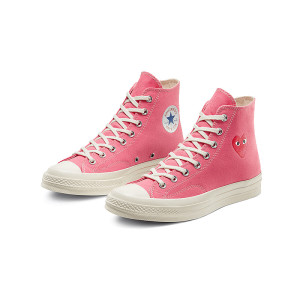 Converse Chuck Taylor All Star 70S Hi Comme DES Garcons Play Bright 1