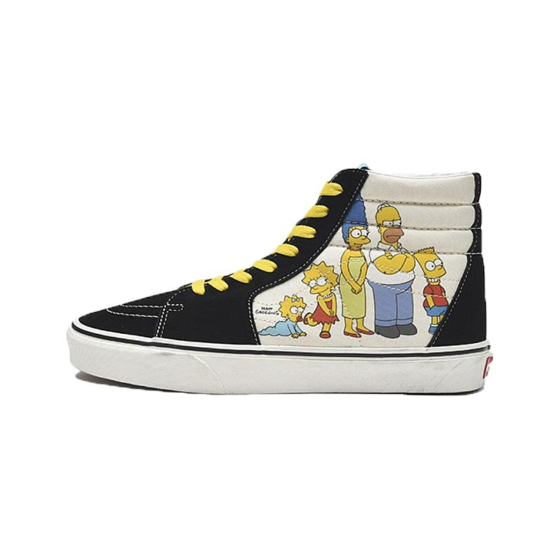Vans The Simpsons VN0A4BV617E