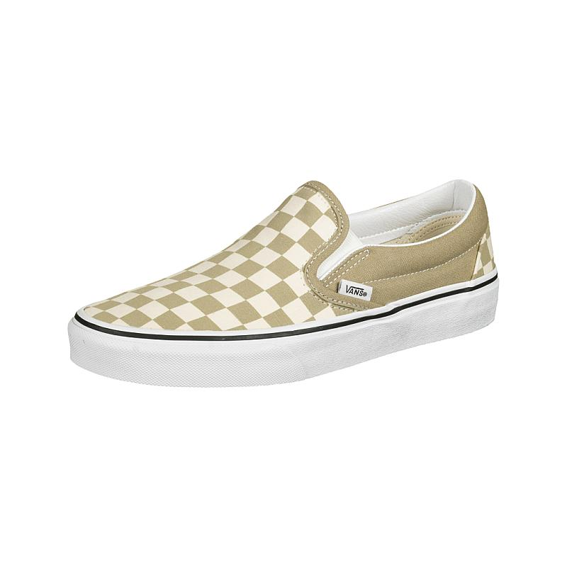 Vans Classic Slip On In Checkerboard VN0A4BV31G9