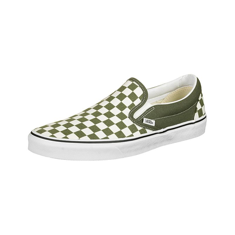 Vans Slip On Checkerboard In VN0A4U381GA