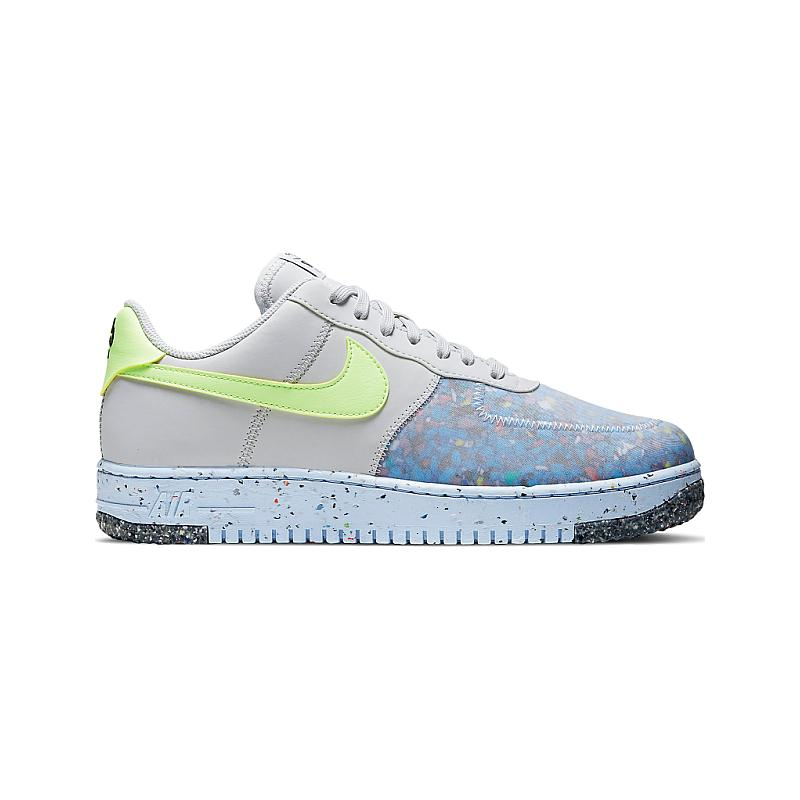 Nike Air Force 1 Crater Pure Platinum Barely CZ1524-001