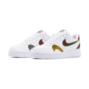 Nike Air Force 1 Misplaced Swooshes 1