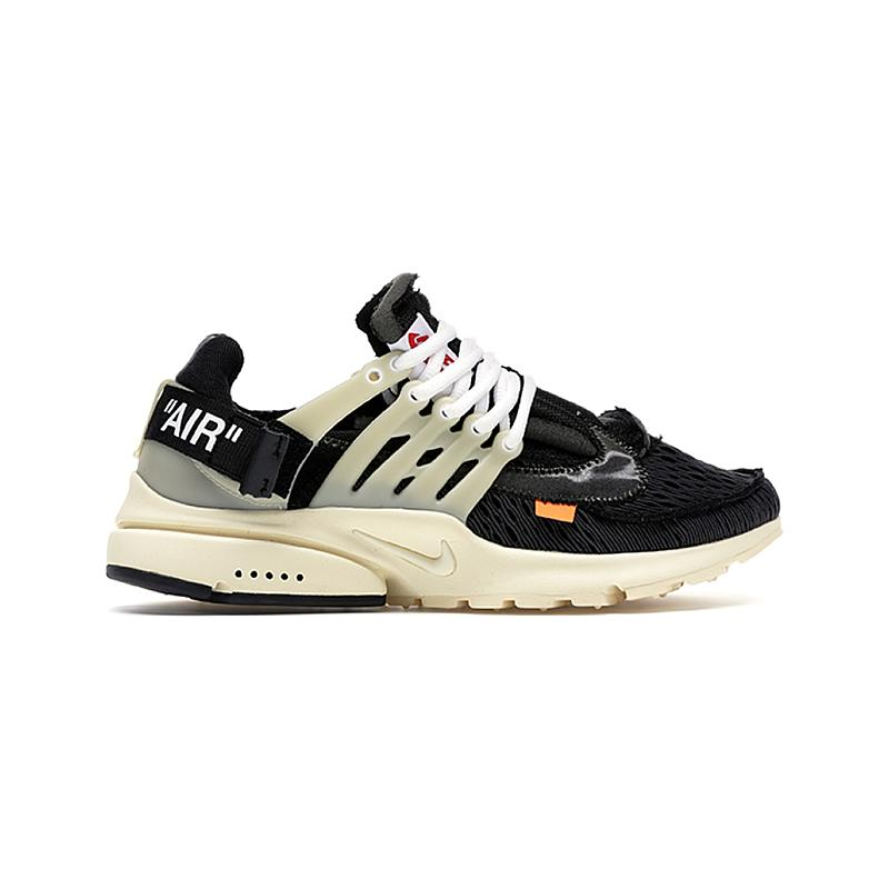 elegante ma non volgare prezzo più economico Nike X Off Air Presto Virgil Abloh The 10 Ten AA3830-001 from ...
