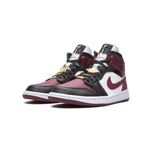 Jordan 1 Mid Dark Beetroot 1