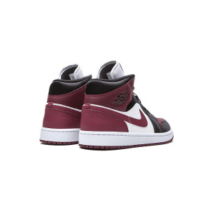 Jordan 1 Mid Dark Beetroot 2