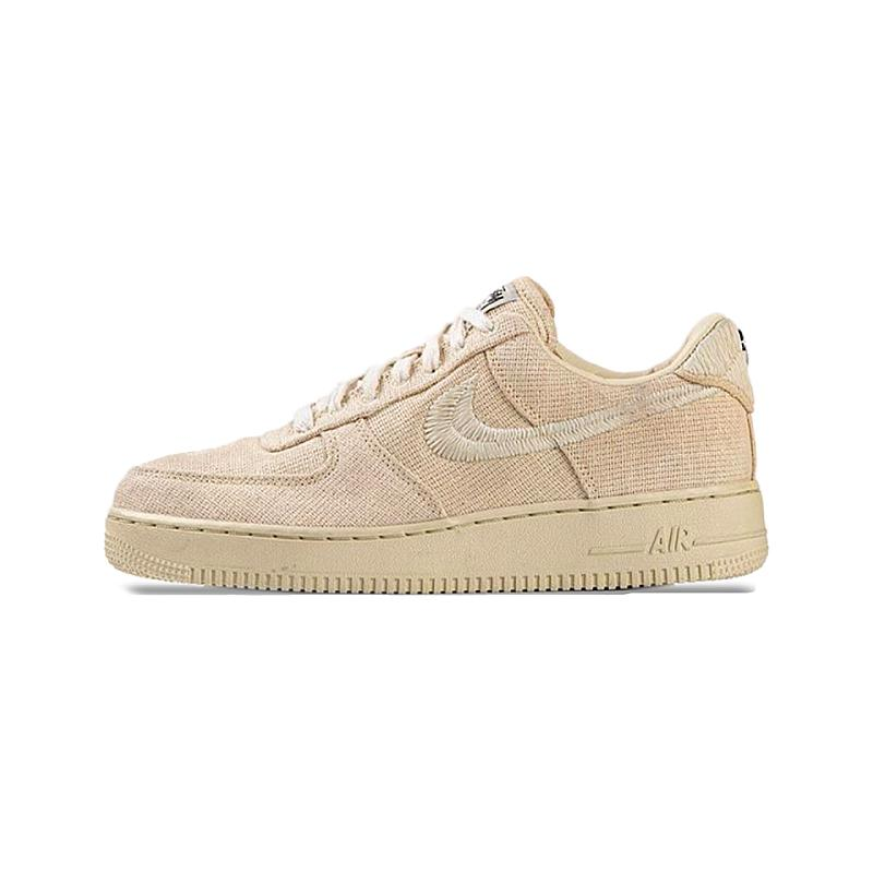 Nike Air Force 1 Stussy Fossil CZ9084-200