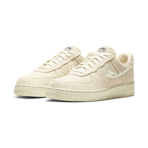 Nike Air Force 1 Stussy Fossil 1