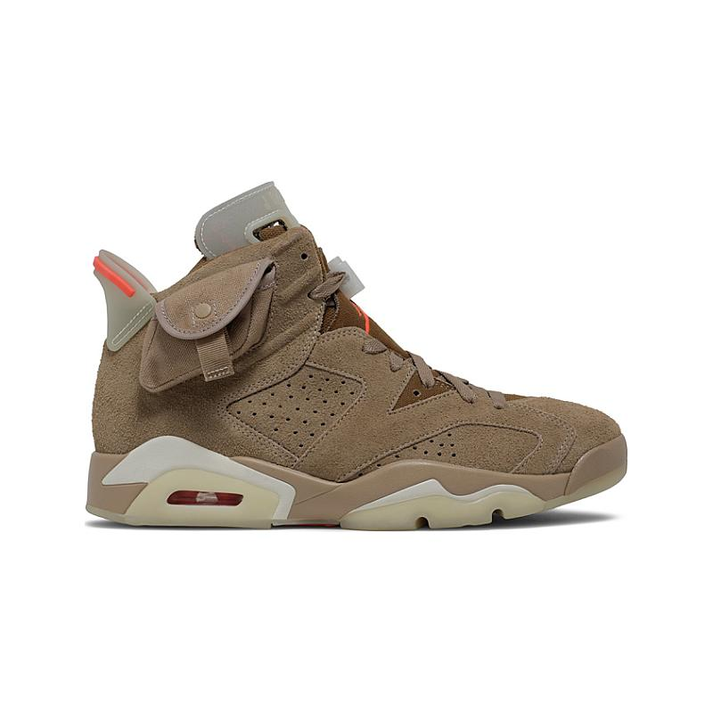 Jordan 6 Retro Travis Scott British DH0690-200