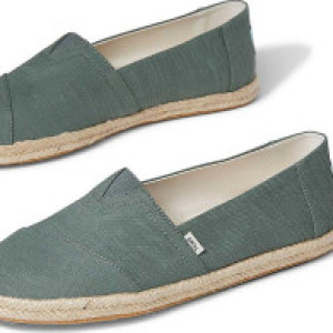 Toms Bonsai Woven Rope Sole 1