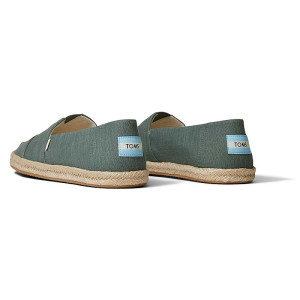 Toms Bonsai Woven Rope Sole 2