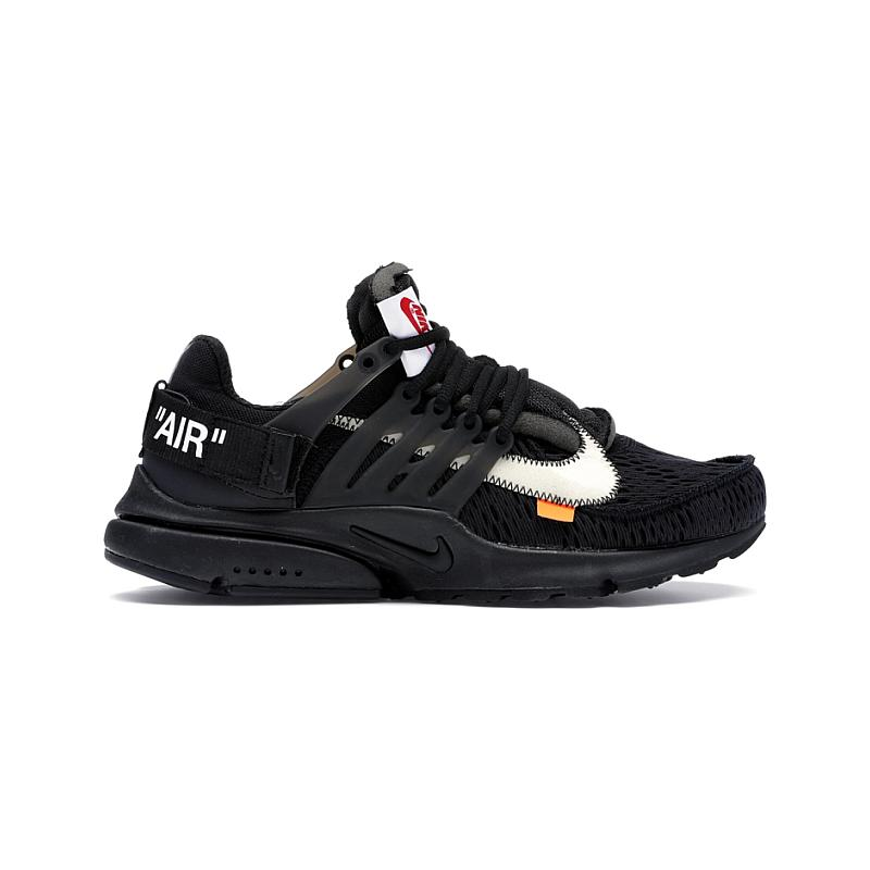 "Nike Off-White Air Presto ""Virgil Abloh"" AA3830-002"