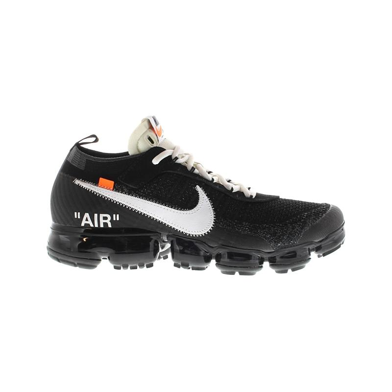 "Nike x Off-White ""Virgil Abloh"" The 10: Air Vapormax Flyknit AA3831-001"