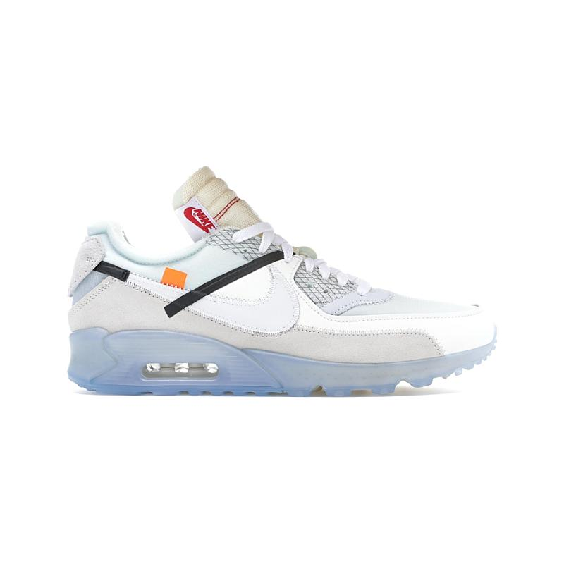 Nike x Off-White Air Max 90 Virgil Abloh The 10 Ten AA7293-100