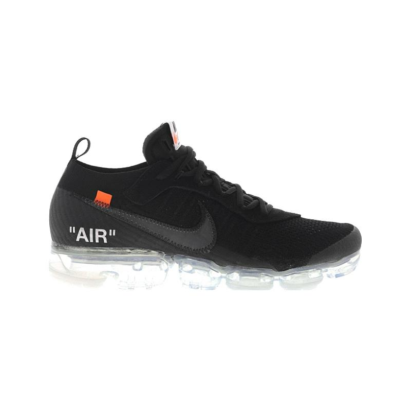 "Nike x Off-White ""Virgil Abloh"" The 10: Air Vapormax Flyknit AA3831-002"