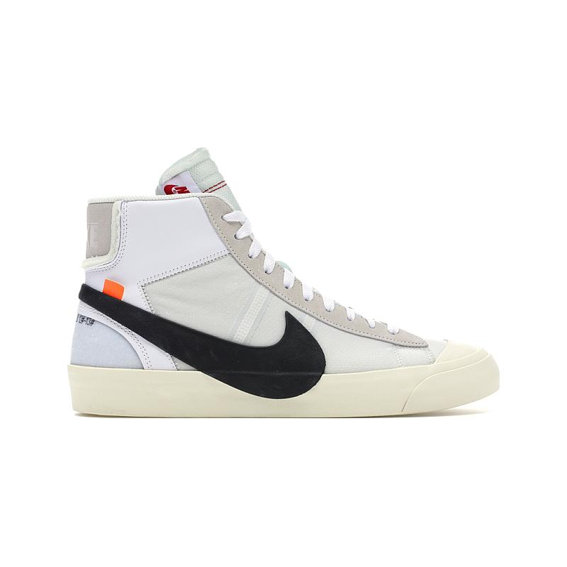 Nike x Off Blazer Mid Virgil Abloh The 10 Ten AA3832-100