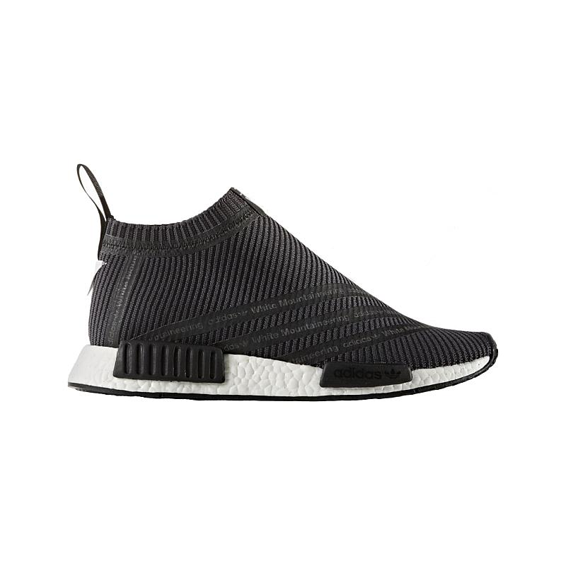 quality design baf7a 406c4 Adidas WHITE MOUNTAINEERING NMD CITY SOCK