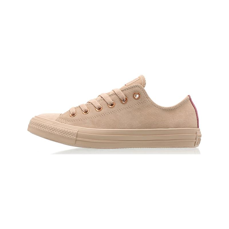 Converse Chuck Taylor All Star Suede Top 161203C