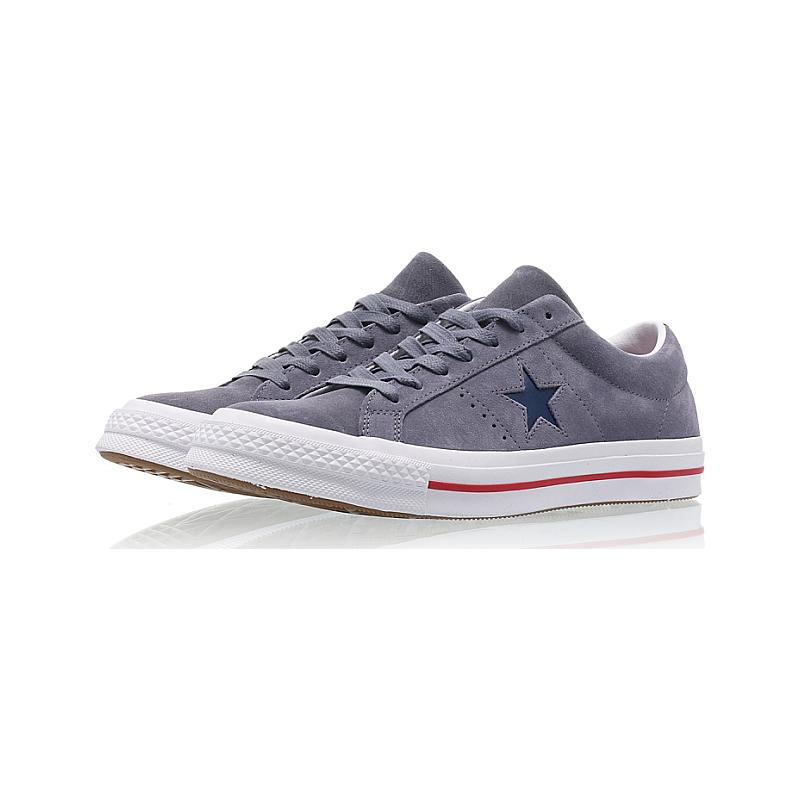 Converse One Star Military Suede 161193C