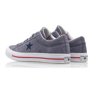 Converse One Star Military Suede 1