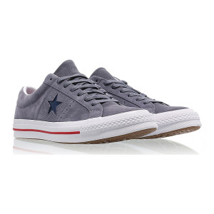 Converse One Star Military Suede 2