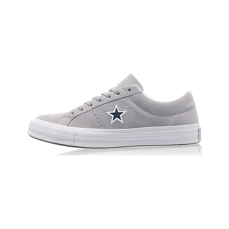 Converse One Star Ox Plimsolls 159733C