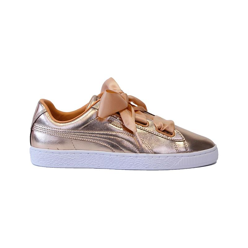 Puma Basket Heart Luxe 366730-03