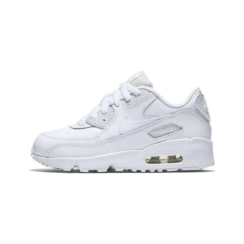 Nike Air Max 90 Leather 833414-100