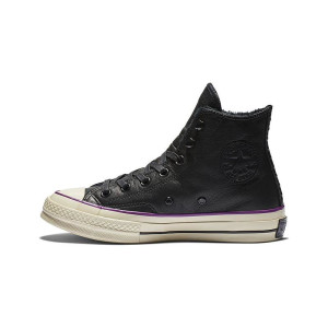 Converse Chuck 70 Street Warmer Leather Top 0