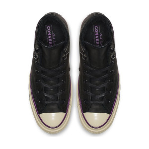 Converse Chuck 70 Street Warmer Leather Top 2