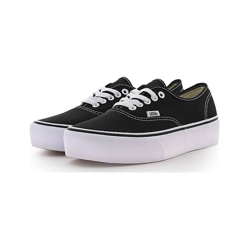Vans Authentic Platform VN0A3AV8BLK