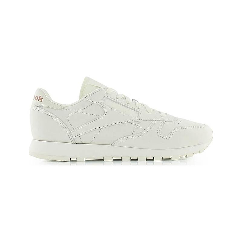 Reebok Classic Leather FBT Suede White
