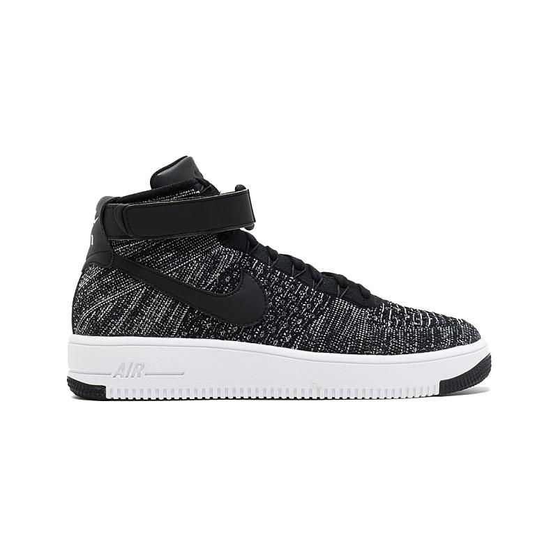Nike Air Force 1 Flyknit black 817420 004