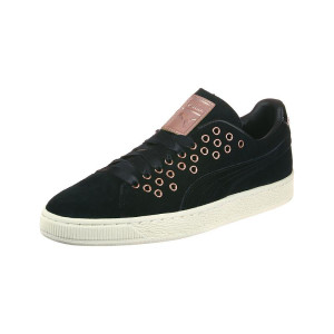 online store 82b75 cb589 Puma Suede Heart VR Wns black-rose gold-ic 365111-02 from 39 ...