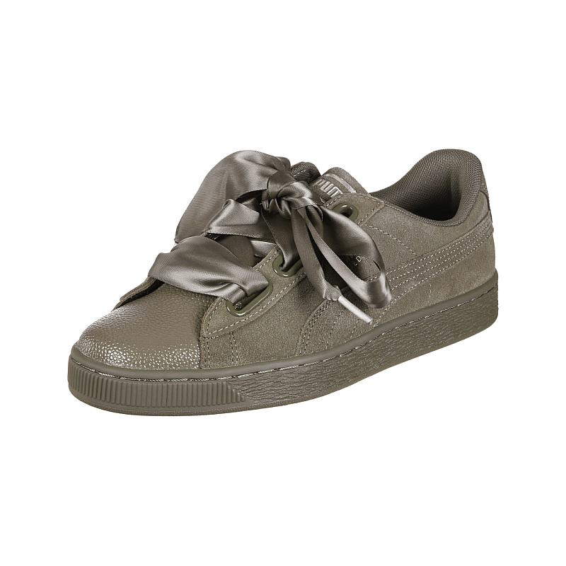 best website ed3ad 69072 Puma Suede Heart Bubble Wns